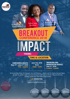 Breakout Conference '18